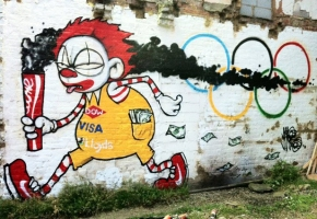 McDonald's Unholy Alliance with Athletes